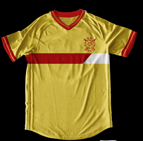 Albion Rovers Home 1985-87