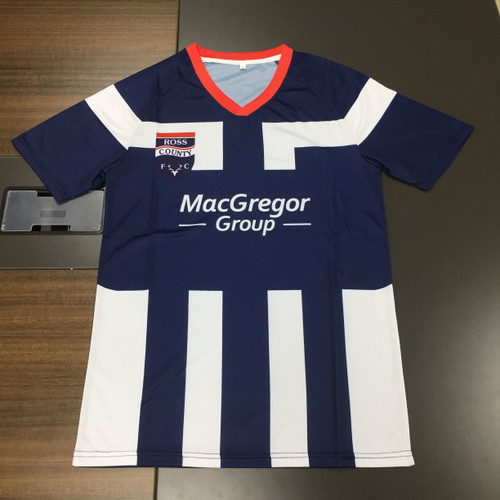 Ross County Home 1994-95