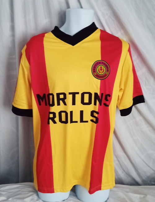 Partick Thistle Home 1983-84
