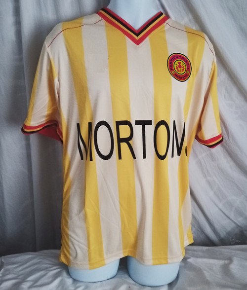 Partick Thistle Home 1984-86
