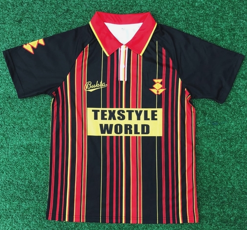 Partick Thistle Away 1993-94