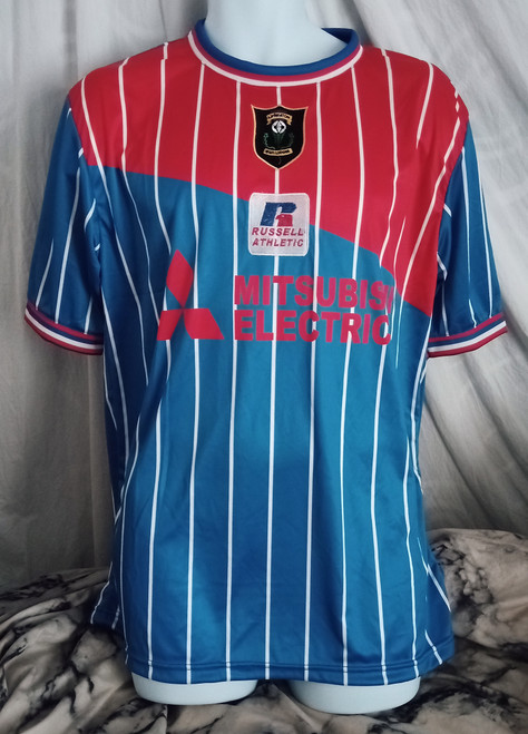 Livingston Away 1994-95