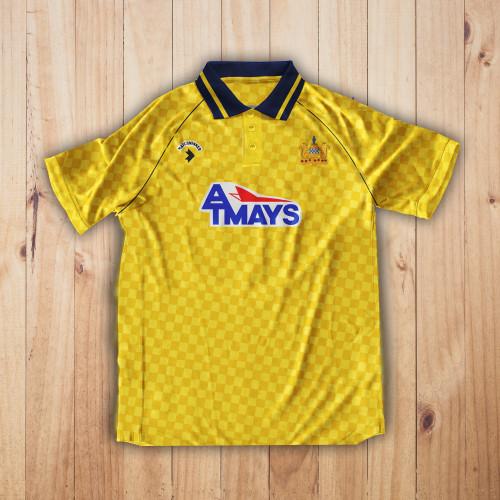 Kilmarnock Away 1990-91