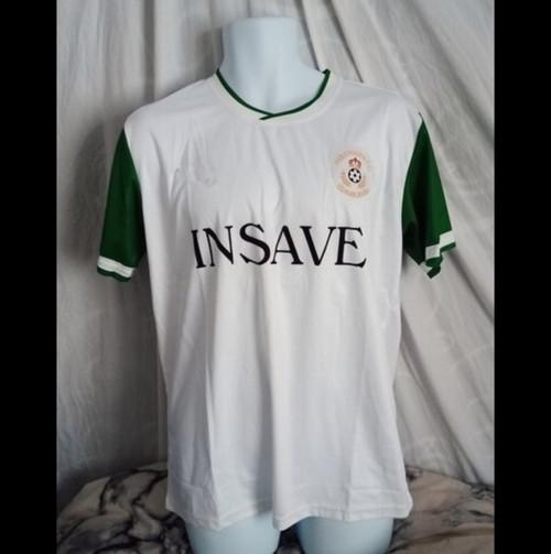 Hibs Away 1985-86
