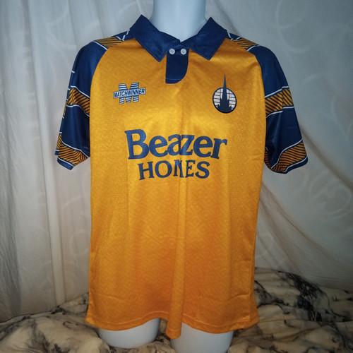 Falkirk Away 1994-95