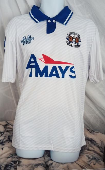 Kilmarnock Away 1993-94
