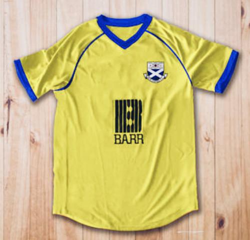 Ayr United Away 1983-84