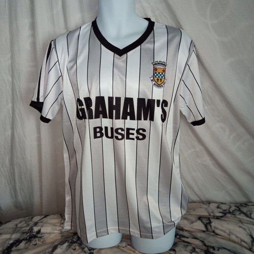 St Mirren home 1984-87