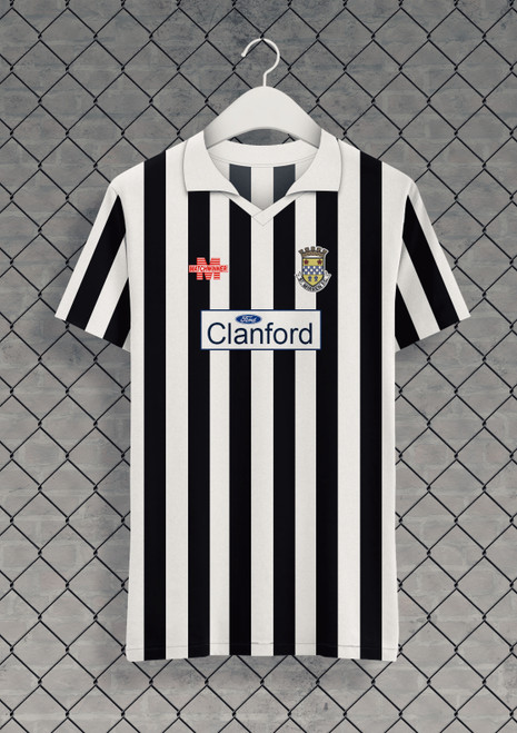 St Mirren home 1993-94