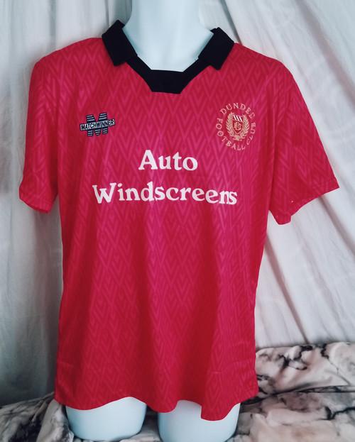 Dundee Away 1995-96