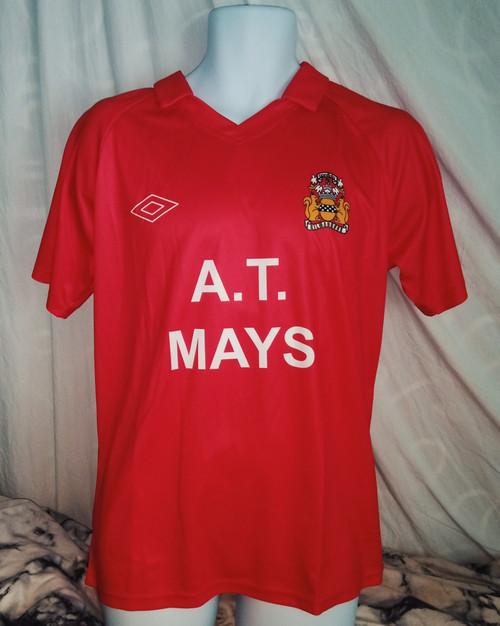 Kilmarnock Away 1984-85