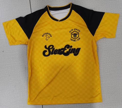 Alloa Athletic Home 1988-90