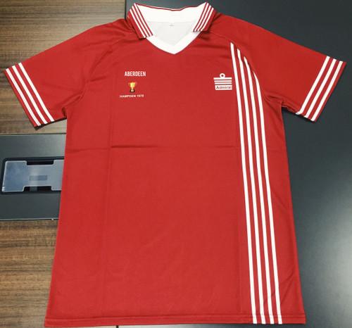 Aberdeen Home 1978 Cup Final