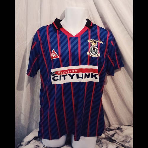 Inverness Caley Thistle Home 1995-96