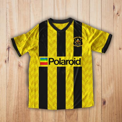 Dumbarton Home 1988-89