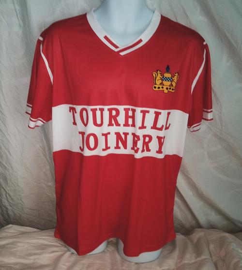 Kilmarnock Away 1988-89