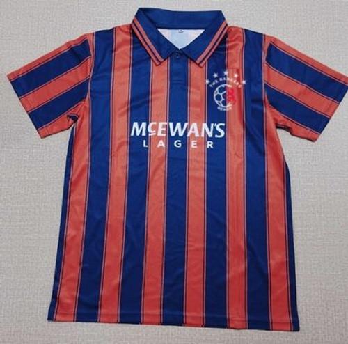 Rangers Away 1993-94