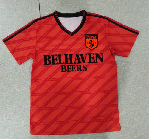 Dundee United Home 1987-88