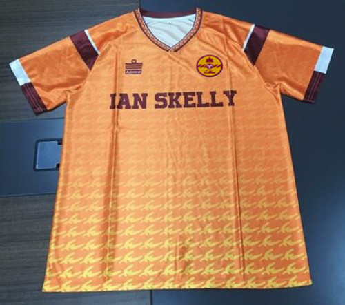 Motherwell Home 1990-91