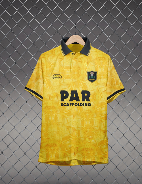 Meadowbank Thistle Home 1991 - 92
