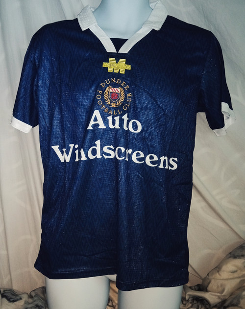 Dundee Home 1995 - 96