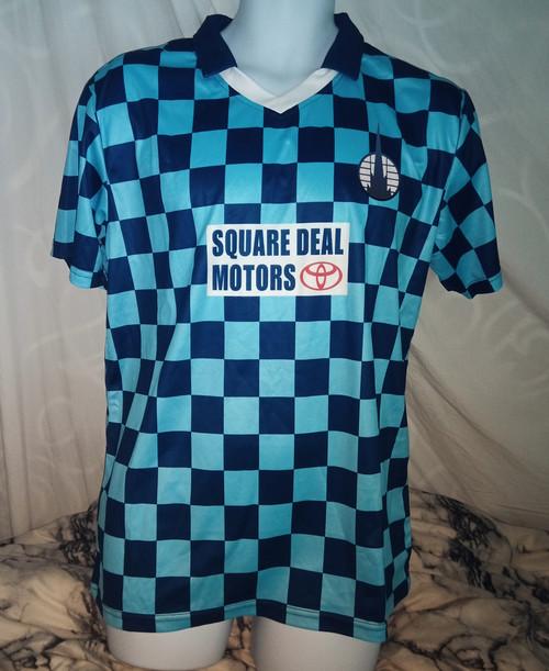 Falkirk Away 1996-97