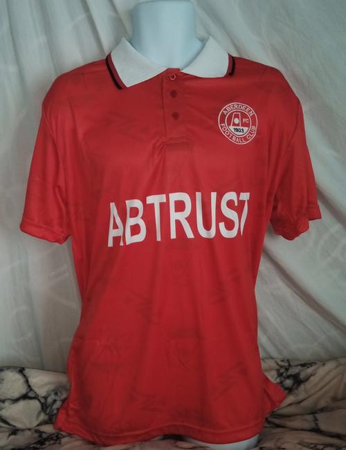 Aberdeen Home 1992-1993