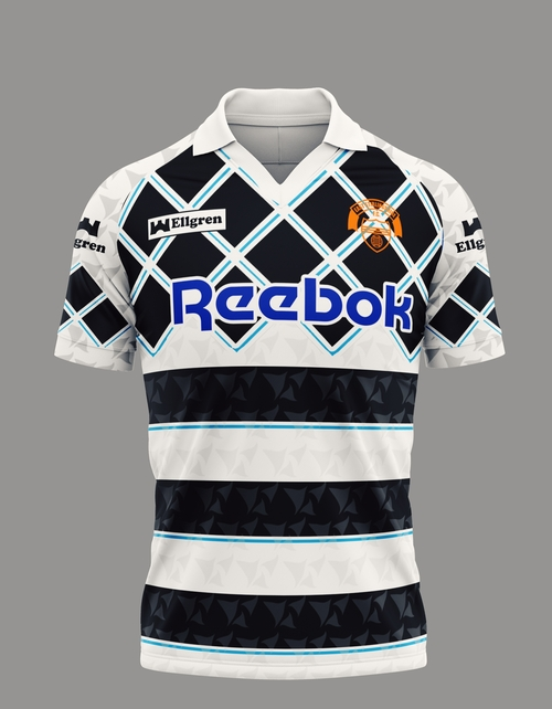 East Stirlingshire Home 1992-93