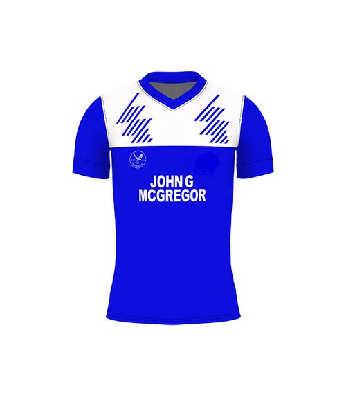 Caledonian FC Home 1989 - 90