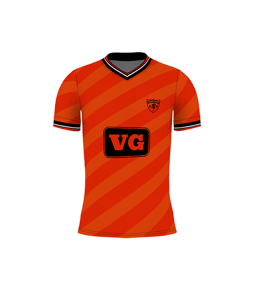 Dundee United Home 1984 - 87