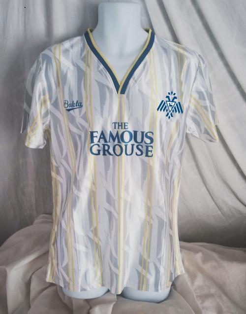 St Johnstone Away 1993-94