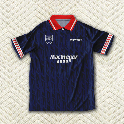 Ross County Home 1995-96
