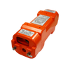 The Artex C406-N is a single output emergency locator transmitter (ELT) that contains the latitude/longitude information from the aircraft navigation system.