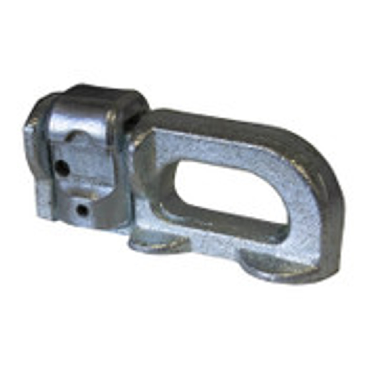 The L track double stud fitting is one of the strongest fittings available for securing into L track. With the many uses of the L track, this fitting can be quickly snapped into the track to provide you the anchor point you need to connect your tie down straps too.