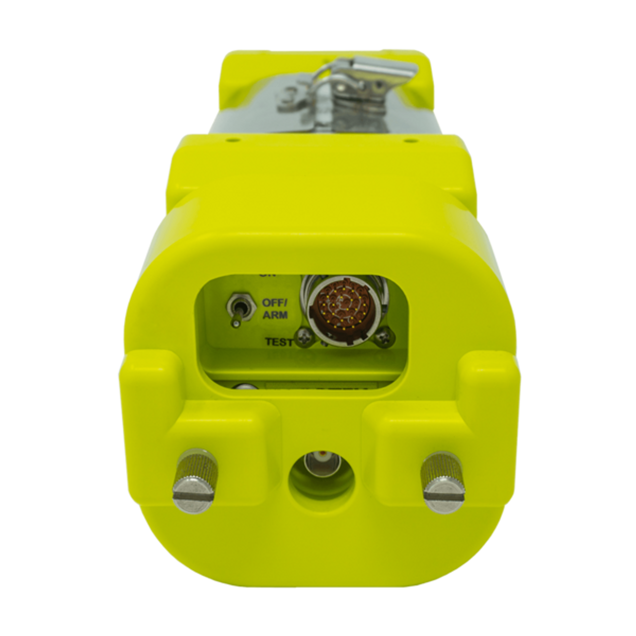 The Artex ELT 4000 is a transport-grade ELT that utilizes alkaline batteries. The Artex ELT 4000 is completely exempt from any FAA lithium battery compliance issues and ships non hazmat.     In the event of an emergency, the ELT 4000 can be activated manually or automatically to quickly alert local search and rescue teams of your situation.