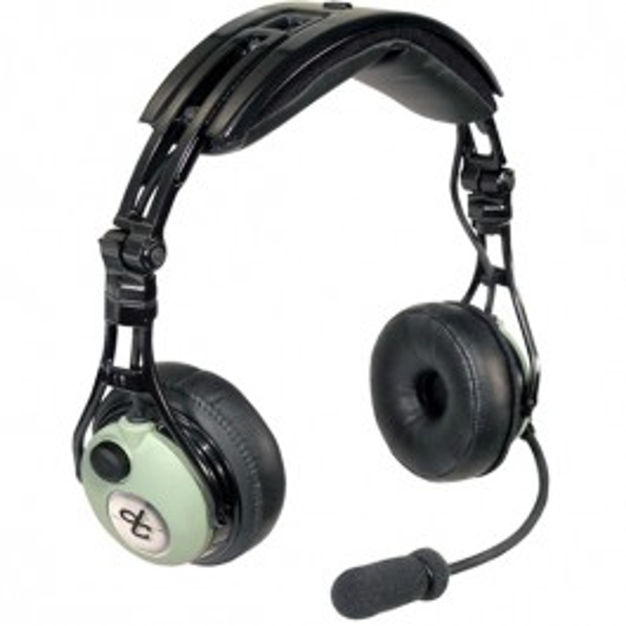 David Clark PRO-2 Passive Headset Next generation DC PRO-2 passive noise-attenuating headsets combine outstanding comfort, performance and durability in a lightweight, rest-on-ear design. These headsets are ideal for commercial pilots that fly low-noise aircraft where Electronic Noise Cancelling ANR technology is not required. DC PRO-2 headsets provide enhanced audio quality and clear, crisp voice transmission utilizing advanced, noise-cancelling electret microphones. DC PRO-2 passive headsets come with a 30-day, Fly it Free, money back guarantee and 5-year warranty.  Enhanced audio performance and M-5B electret noise-cancelling microphone for clear voice transmission Soft, Outlast® technology, heat absorbing head pad keeps you cool and comfortable in flight Superior passive noise attenuation for a rest-on-ear style headset Plush, rest-on-ear (supra aural), leatherette ear seals reduce heat buildup Rugged, yet lightweight alloy suspension, less than 8 ounces Swivel hinge stirrup dramatically dissipates clamping pressure FAA TSO-C139a Approved