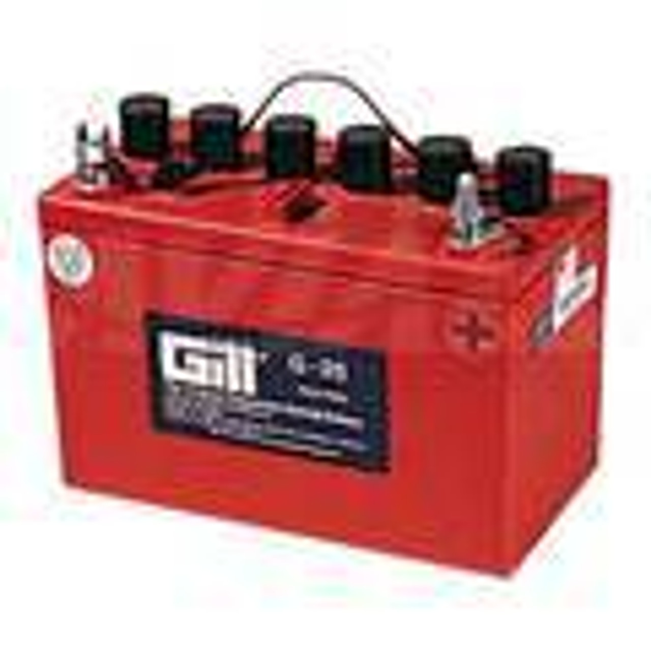 Gill® Batteries are the original equipment aircraft battery. They offer the better performing sealed lead acid battery that is fast becoming the choice in a growing list of airframe manufacturers.