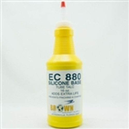 Brown Aircraft EC-880 Silicone Base Tire Tube Talc Part#: EC-880