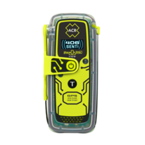 Small but resilient, the ResQLink View has been professionally engineered and tested to ensure it can withstand even the harshest elements. This buoyant Personal Locator Beacon requires no subscription for use and includes a digital display providing live status and GPS coordinates. Whether on land, at sea, or in the air, trust that the ResQLink's satellite precision and military durability, put rescue in the palm of your hands.