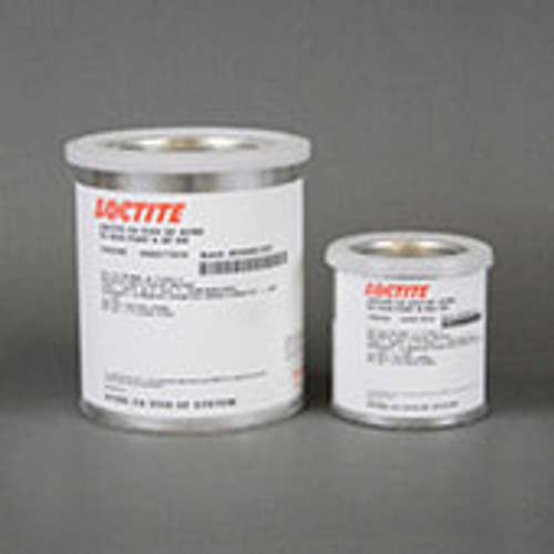 Henkel Loctite® Hysol® EA 9394 Epoxy Adhesive Kit 420514, 1 qt / 420514  Loctite EA 9395, formerly Hysol EA 9395, is a two-part, thixotropic epoxy paste adhesive that offers the user exceptional mechanical properties, good compressive strength, and an ambient temperature cure. The product's thixotropic nature makes it ideal for potting, fairing and filling applications and for applications where RAM/RAS considerations are important. Loctite EA 9395 can be used with composite substrates and does not contain metallic filler. The service temperature is approximately 177°C.