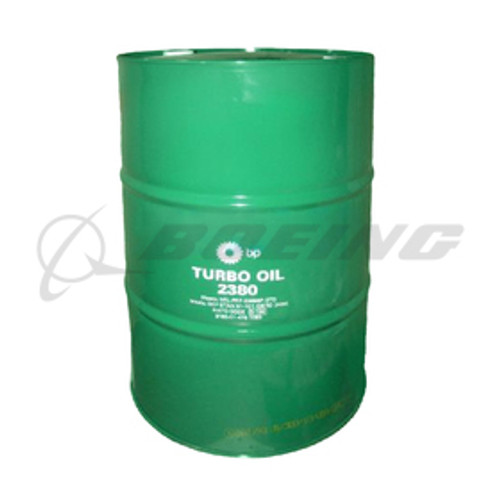 Eastman™ Turbo Oil 2380 Clear MIL-PRF-23699 Spec Aircraft Turbine Engine Lubricating Oil - 55 Gallon (202.5 Kg) Steel Drum BPTO 2380 is still one of the most widely used turbine oils in the commercial aviation industry. It was one of the first turbine oils to be qualified and approved for Mil-PRF-23699 STD (Standard) class and subsequently SAE AS5780 SPC (Standard Performance Capability) class. If you're looking for exceptional accessory performance then BPTO 2380 delivers, with extended on-wing accessories lifespan and improved reliability. BPTO 2380 has also been found to neutralise the effects of Copper (Cu) ? with superior metal passivation results showing reduced oxidation and sludge formation.  DEF STAN - British Spec#: DEF STAN 91-101 Pratt & Whitney PN/Spec#: PWC03-001 SAE Spec#: AS5780 SPC