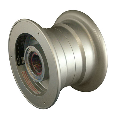 "Cleveland Wheels & Brakes 40-77 Wheel Assembly / 40-77 5.00-5 Wheel Assembly. Auxiliary Wheel Parker Part Number : 40-77 Component type : Auxiliary Brake/ Wheel/ Hydraulic/Kit Type : Wheel Assembly Approval / Specification : FAA-TSO-C26c Material : Magnesium Dimensions : 1.25"" Axle Ass'y Size : 5.00-5 Assembly Level : Assembly Cage Code : 33269"