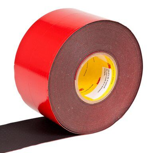 """3M POLYURETHANE PROTECTIVE TAPE 8641 12"""" X 36 YD GRAY Part # 7000048717 by 3M Industrial 3M Polyurethane Protective Tape 8641 is a robust 41 mil, polyurethane elastomer protective tape.  3M Polyurethane Protective Tape 8641 is a high impact polyurethane protective tape with an acrylic foam adhesive. This tape features an extremely tough elastomer designed for aerospace or industrial purposes.  Typical Use: Aircraft Maintenance & Production Efficiency, Aviation Safety Enhancement"""