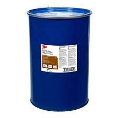 3M 8010 ADHESIVE 50 GAL DRUM Part # 7100153259 by 3M Industrial  3M™ Scotch-Weld™ Structural Plastic Adhesive DP8010 Blue is a two-part acrylic adhesive specially formulated to bond many low surface energy plastics, including many grades of polypropylene, polyethylene, and thermoplastic elastomers (TPEs) without special surface preparation.  Creates strong bond on low surface energy plastics (LSE) such as polyolefin with minimal or no surface prep required Resists many chemicals, water, humidity and corrosion Formulated to bond multi-material assemblies such as LSE plastics, thermoplastics, composites and metals Medium viscosity allows controlled dispensing 10 minute work life with 60 minute handling strength Strong adhesive can replace screws, rivets and welding