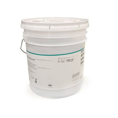 DOWSIL 736 HEAT RESISTANT SEALANT 4.5 GALLON PAIL Part # 3145824 by Dow Corning  This heat resistant sealant is designed for high temperature applications with continuous exposure to temperatures reaching 260°C and can be exposed to temperatures as high as 315°C. Dowsil 736 will not sag or run, making it suitable for use overhead or on side walls.   Dowsil 736 Heat Resistant Sealant is a non-sag, one-component, silicone sealant that is ideally suited for Sealing and encapsulating heating elements in appliances including moving oven belts, industrial ovens, bag filters on smokestacks, and other sealing, bonding applications that must perform in high temperatures. The Heat resistant sealant is also well suited for aerospace gasketing. This heat-resistant silicone is designed for high-temperature application with continuous exposure to 260°C and may be exposed to temperatures as high as 315°C. RTV 736 will not sag or run, so it can be applied on side walls or overhead. This product has a shelf life of 30 months when it is stored in its original container at 32°C. Dowsil 736 has the capabilities of encapsulating, bonding and sealing aerospace gasketing, heating elements in appliances, fast moving belts, bag filters on smoke stacks and many more applications. Dowsil 736 RTV Sealant is composed of a red, one-part silicone paste like consistency.  Typical Use: Usedfor sealing and encapsulating heating elements in appliances, moving oven belts, aerospace gasketing, industrial ovens, bag filters on smoke stack, and other bonding, sealing, coating, encapsulating, and potting applications.