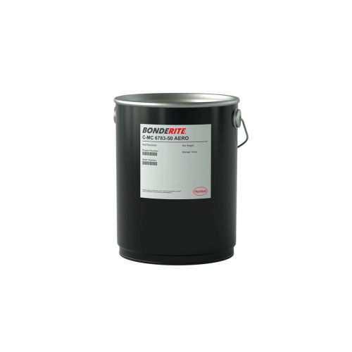 BONDERITE C-MC 6783-50 AERO CLEANER 5 Gallon Pile Part # 97006 by Loctite Environmentally advantaged (EA), ready-to-use, on-line / off-line jet engine compressor cleaner. BONDERITE® C-MC 6783-50 AERO MAINTENANCE CLEANER is a concentrate formula designed to remove oil, salt and solid deposits from compressor blades, guide vanes and rotors of in-service jet engines. The product is non-flammable, non-toxic and non-corrosive. Turco 6783 is a water based, in-place turbine engine compressor cleaner.