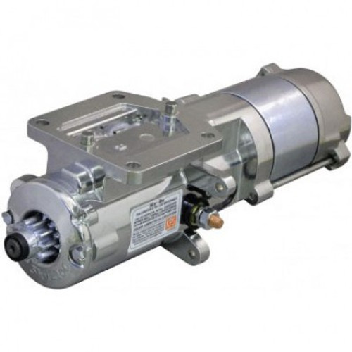LYCOMING™ Engines Starter - Sky-Tec 12/14 Pitch 12V Part# 49NL by Hartzell Engine Technologies LLC  NL-series of starters fit all Lycoming powered aircraft. Unmatched duty cycle capabilities and durability on even the hardest starting 12V aircraft. Now available as factory original equipment on nearly all new Lycoming-powered airplanes. No other starter is manufactured to more exacting standards for quality, reliability and workmanship than Sky-Tec Lycoming starters. All NL-series starters are FAA-PMA certified as replacement parts for all non-geared, flat Lycoming engines. Sky-Tec NL-series starters fit without modification or 337 paperwork. At only 9.4 lbs., the NL-series is the lightest Bendix-free inline available.