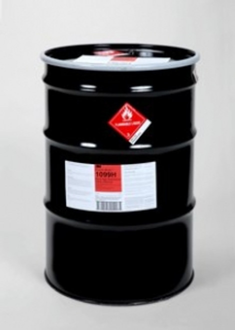 3M 1099 Adhesive 55 Gallon Drum Part# 7010309716 by 3M Industrial 3M™ Nitrile High Performance Plastic Adhesive 1099 is a medium viscosity grade for most brush or flow applications. Fast drying. Provides strong, flexible bonds. Type:Adhesive  Form:Liquid