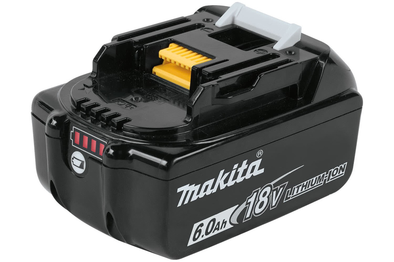 BL1860B-L Makita Battery 18v 6Ah LXT