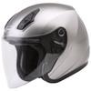 GMax OF17 Open Face Helmet - Titanium